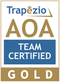 AOA team certified